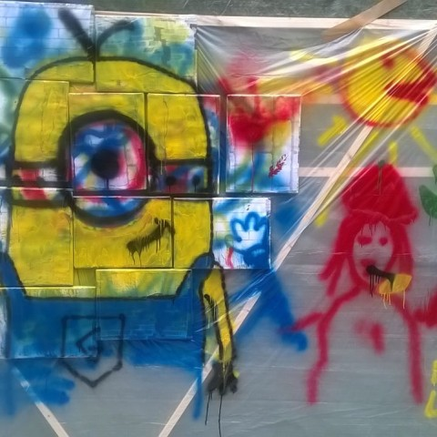 VSBAS2 - Estetica a scuola: Street Art