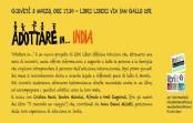 """""""Adottare in… India"""" – Racconti e testimonianze su un percorso adottivo"""