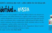 """""""Adottare in… Russia"""" – Racconti e testimonianze su un percorso adottivo"""