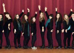 Aperitivo con il Menura Vocal Ensemble!
