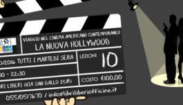 """Corso """"Viaggio nel cinema americano contemporaneo – La nuova Hollywood"""""""