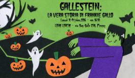 Halloween a Libri Liberi con FrankieGallo