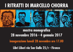 """Mostra monografica """"I ritratti di Marcello Chiorra"""""""