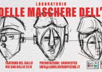 """Sabato 24/02/2018 – Laboratorio """"Le maschere dell'Africa"""""""
