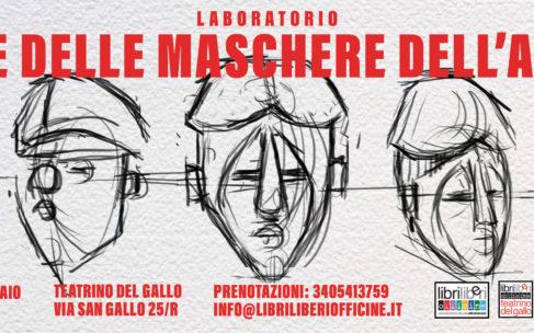 """Laboratorio """"Le maschere dell'Africa"""""""