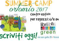 Summer Camp Ortomio 2017
