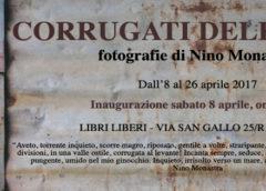 Mostra CORRUGATI DELL'AVETO di Nino Monastra