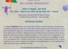 """Mese dell'affido: Spettacolo """"Josephine ballerina sbarazzina"""""""