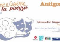 """Spettacolo """"Antigone"""""""