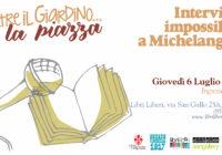 Intervista impossibile a… Michelangelo