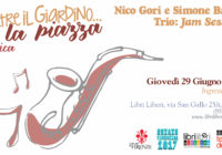 Jam session: Nico Gori & Simone Basile Trio