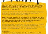 Siamo adottati e stiamo bene 4 – Firenze, 7/8 ottobre 2017