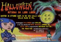 Halloween a Libri Liberi con Coraline