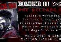 """Bomber 80 """"Contro il tempo"""" – Pre-release Party!"""