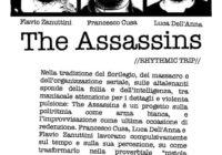 Sabato 11/11/2017 – Serata con The Assassins e Jam sessions