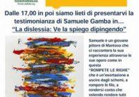 Venerdì 15/12/2017 – AID Firenze: Sportello informativo e incontro con Samuele Gamba