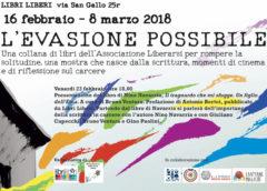 L'evasione possibile: presentazione del libro di Nino Navarria