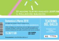 Domenica 04/03/2018 – Il pollaio dei balocchi: ROSASPINA, LA STORIA DELLA BELLA ADDORMENTATA