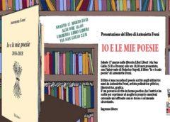 """Sabato 17/03/2018 – Presentazione libro """"Io e le mie poesie"""" di Antonietta Freni"""